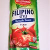 Del Monte – Filipino Style Tomato Sauce – 250g