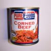Pure Foods – Corned Beef – 210g