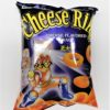 Regent – Cheese Ring – Cheese Flavored Snack – 60g