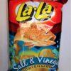 La La – Fish Crackers – Salt & Vinegar – 100g